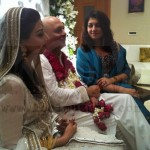 Ali Azmat and Fariha Khan - Wedding Pictures