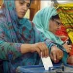 AJK LA-26 Muzaffarabad by-elections Polling