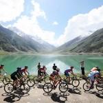 Cycling in Naran Kaghan Valley, Lake Saif ul malook & Babusar Top