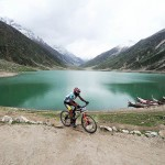 Cycling in naran of Kaghan Valley 3