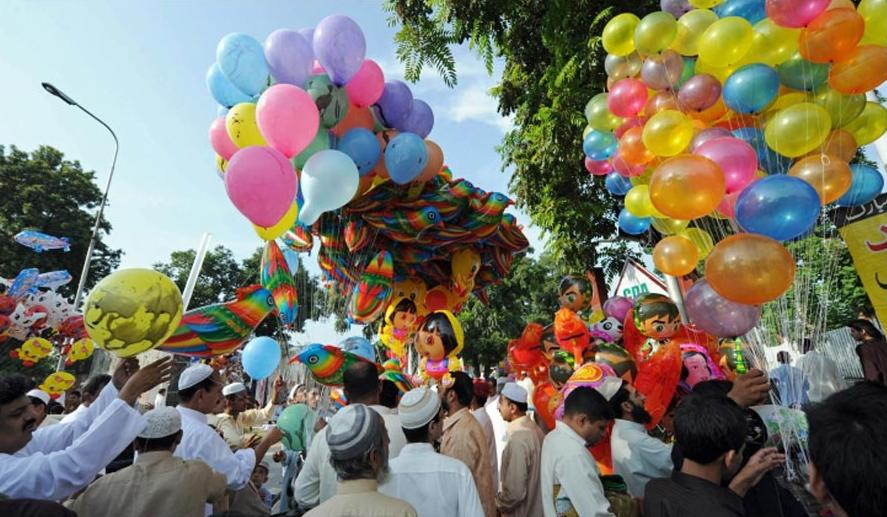 festivals of pakistan Festival 1) eid ul fitr 2) eid ul adha eid is a arabic word it means festival there are two big festivals in muslim culture 1) eid ul fitr and 2).
