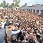 Nawaz Sharif Visits NawabShah (10-9-2011)