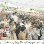 Nawaz Sharif in Sindh - Address in Hyderabad, Matli, Damalo,Tandu Muhammad Khan