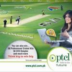 PTCL Cricket Info Service - 1216