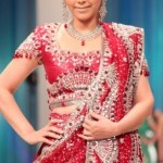 Pakistani Female Singers At Bridal Couture Week