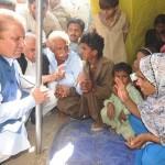 Nawaz Sharif visits Sindh (Nawabshah, Moro, Sakrand, Tandu Adam and Daulatpur)