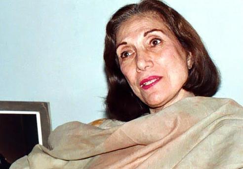 Nusrat Bhutto Wife of Zulfiqar Ali Bhutto Died in Dubai (UAE)
