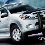 Toyota Hilux Turbo Pakistan Lifestyle Vehicle  2011