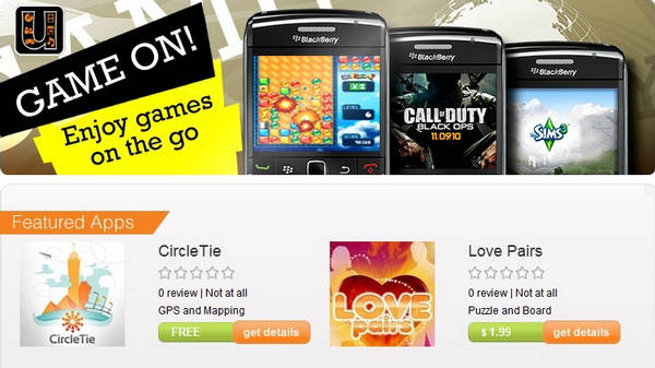 Ufone App Store For Blackberry Devices – Paki Mag