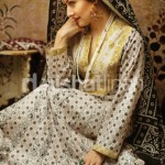 Zeba Bakhtiar Nisha Winter Collection By Nishat Linen