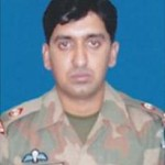 Major Mujahid Mirani of Pak Army - killed by NATO America