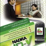 NADRA SMS Service For ID Card Verification