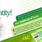 NADRA SMS Service
