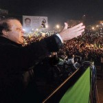 PML-N (Nawaz Sharif) Faisalabad Rally - Videos and Pics