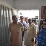 Shahbaz Sharif visiting Shahbaz Nagar Faisalabad