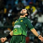 Shahid Afridi V Sri Lanka At Sharjah - Best Performance Highlights