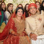 Aisam Ul Haq Qureshi Wedding with Faha Makhdum