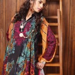 Firdous Linen Cloth Winter Collection 2011-12