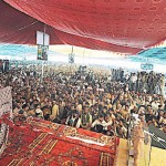 Nawaz Sharif PML-N Address in Larkana Rally on Dec 10, 2011