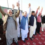 Nawaz Sharif PMLN Jalsa (Public Meeting) in Chishtian on Dec 22, 2011