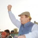 Nawaz Sharif PMLN Jalsa in Chishtian (Bahawalnagar) on Dec 22, 2011