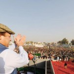 Nawaz Sharif PMLN Jalsa (Public Meeting) in Chishtian on Dec 22, 2011 4