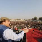 Nawaz Sharif PMLN Jalsa (Public Meeting) in Chishtian on Dec 22, 2011