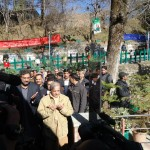 Shahbaz Sharif Inaugurates Murree Resource Center (Digital Liberary)