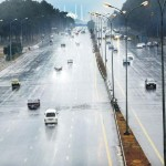 Islamabad Winter Rain 2012