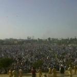 JUI-F Islam Zindabad Conference Karachi Bagh-i-Jinnah
