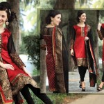 Mansha Winter Dress 1