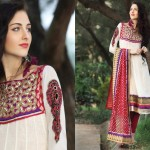 Mansha Winter Dress 12