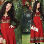 Mansha Winter Dress 16