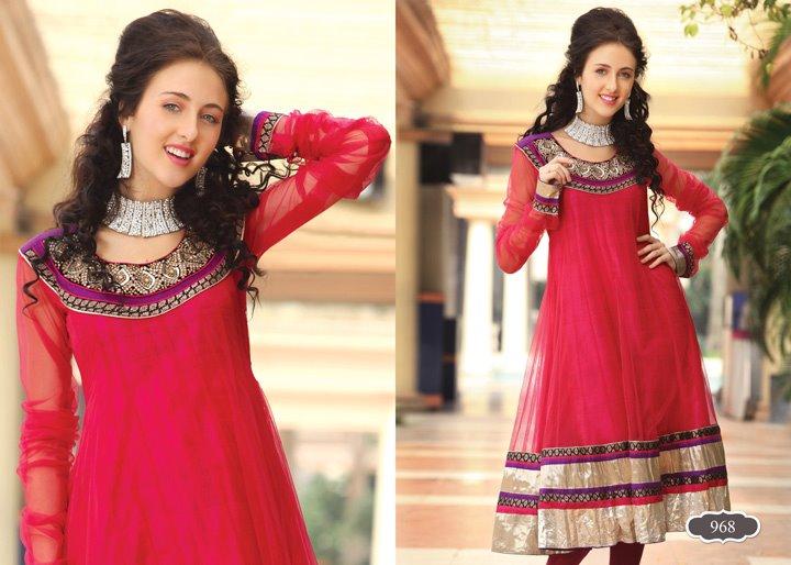 Mansha Winter Dress 18 - Anarkali Frocks BY MAnsha :)