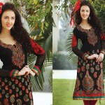 Mansha Winter Dress 19