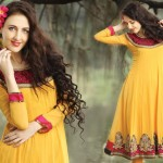Mansha Winter Dress 9