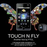 PTCL Touch N Fly Android Smartphone with 3G EVO