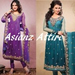 Asianz Attire Traditional Wedding Party Dress Collection 2012