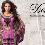 Deeba Designer Lawn Summer Collection 2012