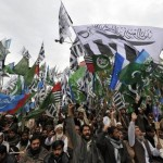 Difa e Pakistan Anti US Rally in Islamabad
