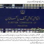 ECP Display Centers for Voters Lists/Electoral Rolls prepared by NADRA