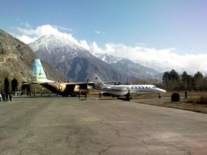 Gilgit Airport – Paki Mag
