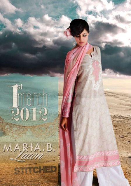 Maria B Summer Lawn 2