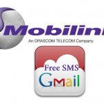 Mobilink Gmail Free SMS Service