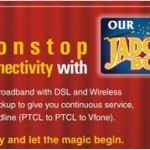 PTCL Jadoo Box Combo Internet Device