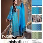 Nishat Summer Lawn 11
