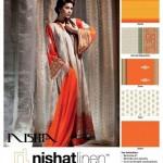 Nishat Summer Lawn 5