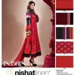 Nishat Summer Lawn 9