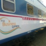 Pak Business Express Luxury Train Service Pakistan