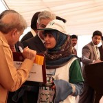 Shahbaz Sharif in University of Gujrat for Laptop Distribution 2